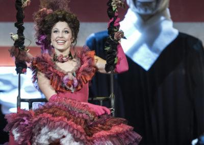 Ragtime als Evelyn Nesbit / Staatstheater Braunschweig; Foto:Volker Beinhorn