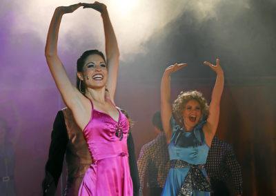 Saturday Night Fever als Stephanie Mangano / Walenseebühne (CH); Foto: Andy Mettler