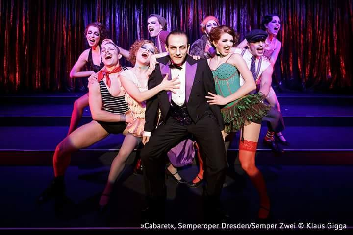 06.04.2018 | Cabaret an der Semperoper