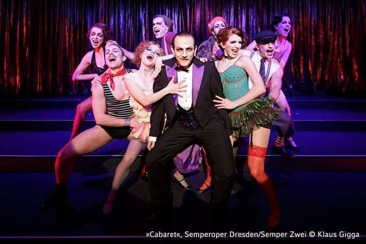 06.04.2018 | Cabaret an der Semperoper