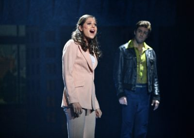 Saturday Night Fever als Stephanie Mangano / Stadttheater Ingolstadt