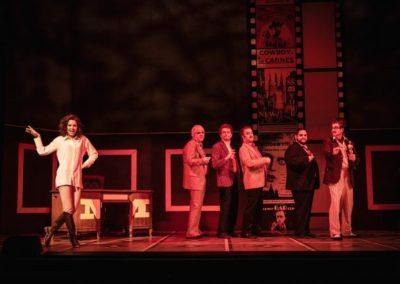 Märchen im Grand Hotel als Marylou / Staatstheater Meiningen; Foto: Marie Liebig